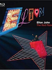 Elton john - the red piano - blu-ray