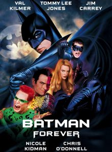 Batman forever: vod hd - location