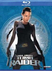Tomb raider 1 - lara croft  - blu-ray