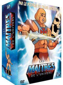 Les maîtres de l'univers - edition 4 dvd - partie 1