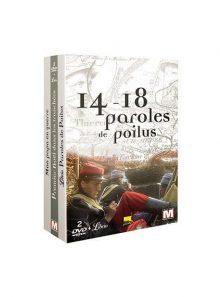 14-18 : paroles de poilus - dvd + livre