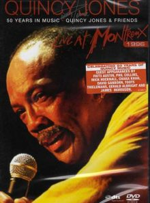 Quincy jones,live at montreux 1996