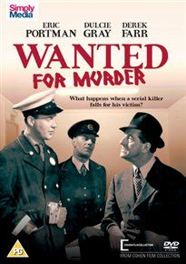 Wanted for murder [dvd]