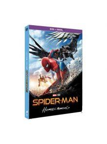 Spider-man : homecoming - dvd + digital ultraviolet + comic book