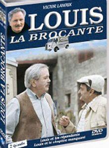 Louis la brocante vol 15 - louis et les répondants + louis et le chapitre manquant