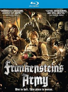 Frankenstein s army [blu ray]
