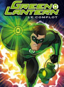 Green lantern: le complot: vod sd - achat