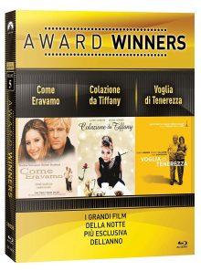 Award winners : colazione da tiffany - diamants sur canapé (1961) / come eravamo - nos plus belles années (1973) / voglia di tenerezza - tendres passions (1983)