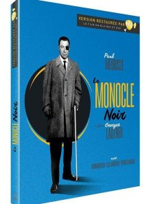 Le monocle noir - combo collector blu-ray + dvd