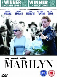 My week with marilyn [reino unido] (2011)