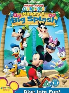 Mickey mouse clubhouse - big splash [import anglais] (import)