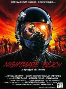 Nightmare beach / la spiaggia del terrore