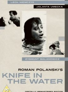 Knife in the water [import anglais] (import)