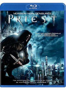 Priest - non censuré - blu-ray