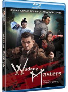 Wudang masters - blu-ray