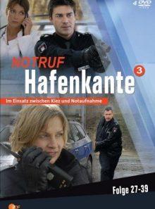Notruf hafenkante 3 - folgen 27-39 [import allemand] (import) (coffret de 4 dvd)