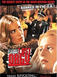 Gestapo's last orgy (lieben kamp)