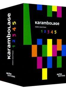 Karambolage - coffret saison 1 - volume 1 à 5