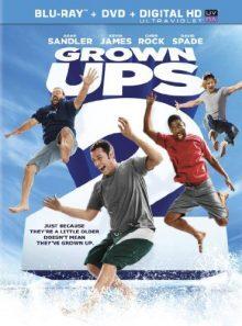 Grown ups 2 (dvd & blu-ray combo)