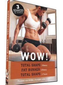 Wow ! : total shape + fat burner
