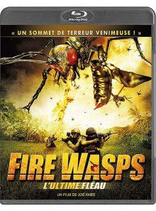 Fire wasps - l'ultime fléau - blu-ray