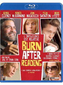 Burn after reading - blu-ray