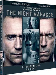The night manager - saison 1 - blu-ray