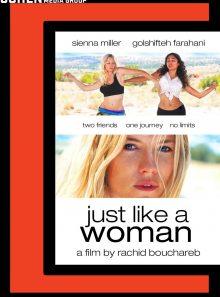 Just like a woman [blu ray]