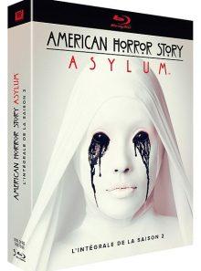 American horror story : asylum - l'intégrale de la saison 2 - blu-ray