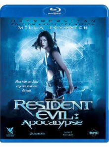 Resident evil : apocalypse - blu-ray