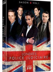 Londres, police judiciaire - saison 2 - vol. 1