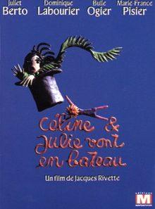 Céline et julie vont en bateau - édition collector