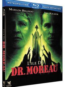 L'ile du dr. moreau - blu-ray