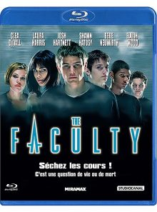 The faculty - blu-ray