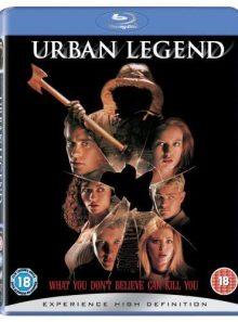 Urban legend  - blu-ray