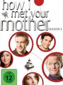 Dvd * how i met your mother 3 [import allemand] (import) (coffret de 3 dvd)