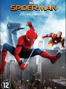 Spider man - homecoming (dvd)