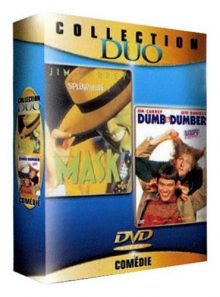 The mask/dumb et dumber - coffret 2 dvd