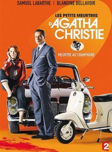 Les petits meurtres d'agatha christie - saison 2 - épisode 02 : meurtre au champagne