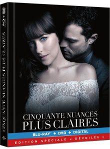 Cinquante nuances plus claires - édition spéciale boîtier digibook - version longue + version cinéma - blu-ray + digital hd