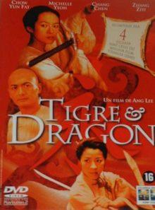 Tigre & dragon - edition belge