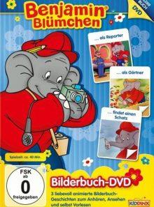 Benjamin blümchen - bilderbuch dvd 7