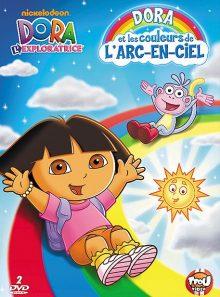 Dora l'exploratrice - dora et les couleurs de l'arc-en-ciel