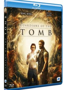Guardians of the tomb - blu-ray