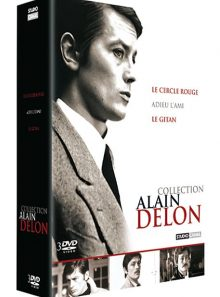 Collection alain delon - pack