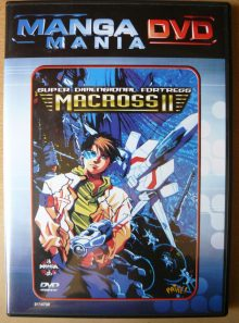Macross ii super dimensional fortress volume 1et 2