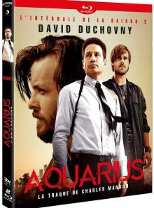 Aquarius - saison 2 - blu-ray