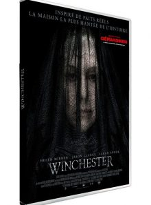 La malédiction winchester - dvd + copie digitale