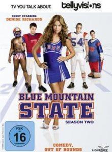 Blue mountain state-staffel