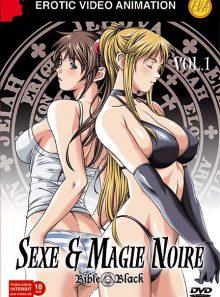 Bible black - sexe et magie noire - vol. 1